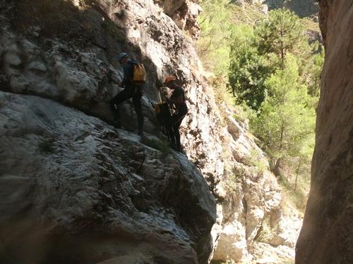Descenso-de-barrancos-Río-Verde
