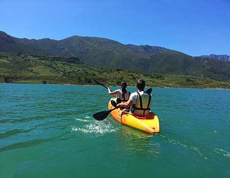 Kayaks-en-pareja