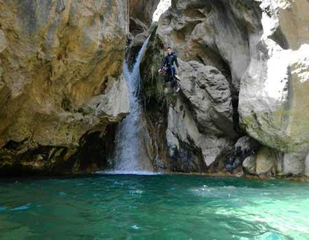 Salto-rio-verde