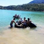 Aventura en el lago