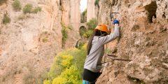 Buscador de actividades de aventura. Sierra de Grazalema