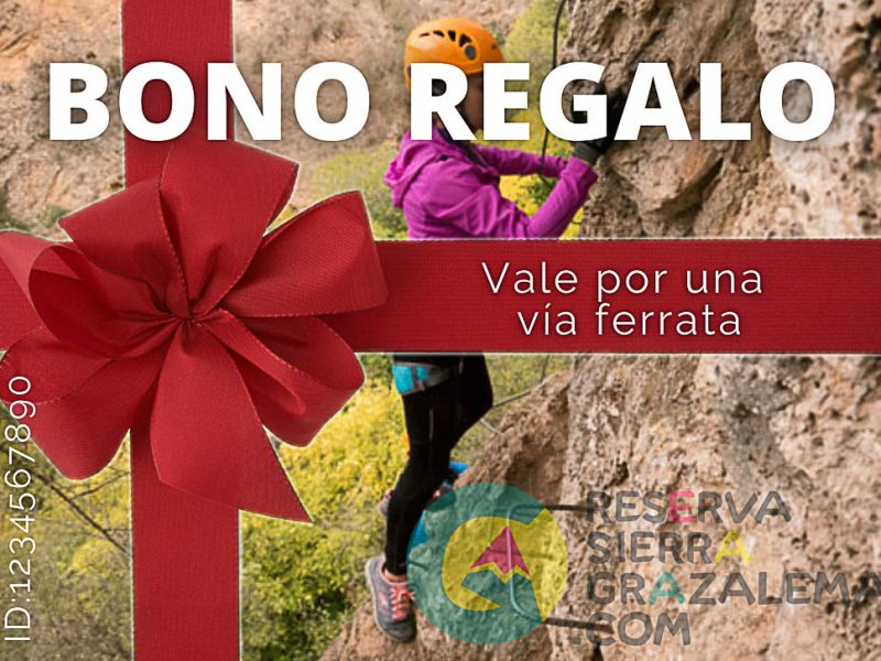 Bono-regalo-Via-Ferrata-Reserva-Sierra-Grazalema